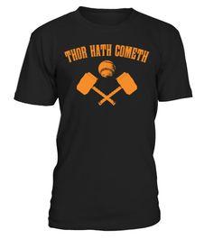# Thor Hath Cometh .  Tags: Crow, Death, Odin, nordic, scandinavian, loki, loky, asgard, sword, symbol, valhalla, viking, war, warrior, ASGARD, CELTIC, KNOT, NORDIC, GOD, ODIN, ORNAMENTAL, SCANDINAVIAN, VALHALLA, VIKINGS, Viking's, Stand, Viking's, Stand, shirts, Viking's, Stand, t-shirt, bear, berserk, dragons, knotwork, runes, skull, Vikings, movies, popular, thor, odin, hammer, photography, skull, skulls, sword, wings, warrior, helmet, barbarian, viking, pagan, ghost, dragon, shirt…