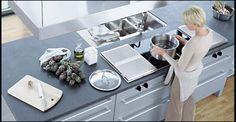 Living.cz - Kuchyň a jídelna podle Feng Shui