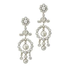 A pair of diamond drop earrings (663 560 UAH) ❤ liked on Polyvore featuring jewelry, earrings, diamond drop earrings, diamond jewelry, drop earrings, diamond earrings and diamond jewellery