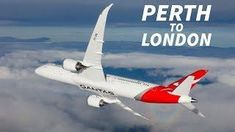 What does PERTH to LONDON mean for QANTAS?