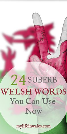 Use these 24 brilliant Welsh words to spice up your conversations with your friends this week. Do it because you need to be more interesting…and funny.