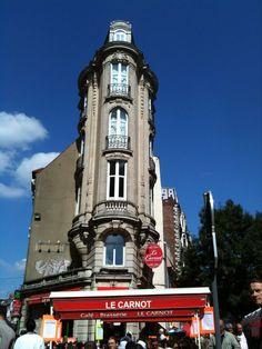 Lille's Flatiron  Lille - France   Braderie de Lille - Septembre 2012