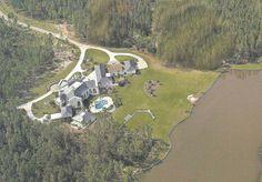 Brett Favre's House in Mississippi | Favre's figure looms large among Mississippi legends | Packersnews ...