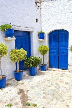 Piskopiano, Crete, Greece