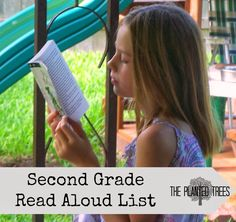 The Planted Trees: Mama Monday: Second Grade Read Aloud List
