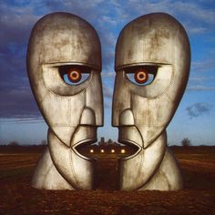 Pink Floyd: The Division Bell - it holds up as a decent David Gilmour album. not so much as a Pink Floyd album. I'm not sure I'd need a deluxe version of this, or that I'd want to hear the outtakes. Art Pink Floyd, Pink Floyd Poster, Pink Floyd Artwork, Pink Floyd Album Covers, Iconic Album Covers, Hard Rock, David Gilmour, Discos Pink Floyd, Imagenes Pink Floyd