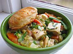 BUDGET STRETCHER !! Chunky Chicken Stew