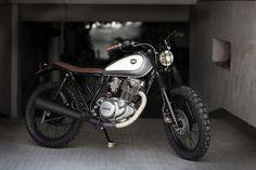 Custom YAMAHA SR 250 compilation | la urbana bike