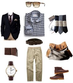 outfit casual business men - Buscar con Google