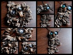 FunQuilling: Owls Wedding Quilling Ideas, Paper Quilling, Sculpting, Creatures, Bronze, Owls, Fun, Card Making, Wildlife