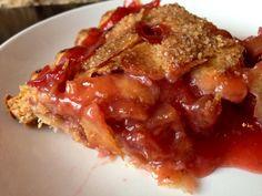 715 Restaurant -  Strawberry Rhubarb