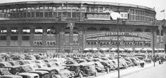 Comiskey Park was the home of the Chicago White Sox from 1910 to 1990. It was the site of four World Series 1917,1918,1919, and 1959. (1918...
