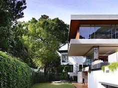 Architektur: Ein modernes Wohnhaus in Singapur | KlonBlog
