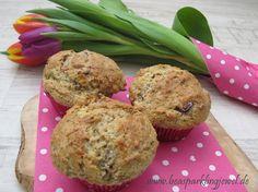 vegane Orangen-Möhren-Muffins