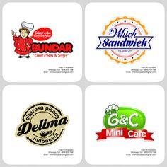 48 Best Desain Logo Kuliner Images In 2020 Logos Logos Design