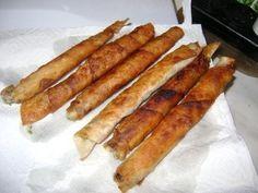 Фото к рецепту: Закусочные рулетики из армянского лаваша