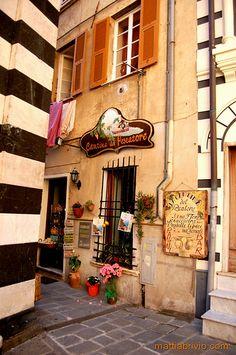 Centro storico di Monterosso (Cinque Terre