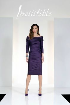 A perfectly purple mother of the bride/groom or wedding guest dress fit for that special day! We just love it.    #ootd #fashion #froxoffalkirk