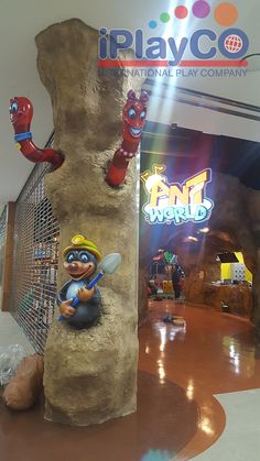 New installation for Ant World. At iPlayCO, we welcome the opportunity to build new relationships and introduce our clients to the amazing industry of children's play equipment and playground structures. Playground Design, Indoor Playground, Toddler Play Area, Kids Play Equipment, Indoor Play Areas, Types Of Play, Play Structures, Best Commercials, Entertainment Centers