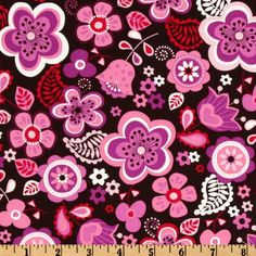 Michael Miller Cocoa Berry Sylvia Berry   from fabriclove.com.au
