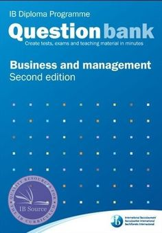 11 best top selling ib business and management resources images on ib questionbank business and management fandeluxe Images