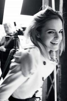 Emma Watson..Burberry
