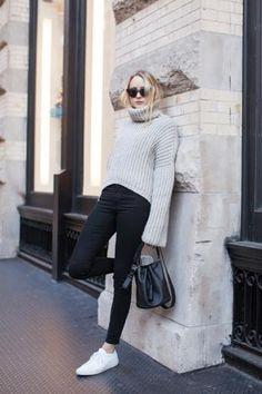 Vogue | Turtleneck sweater