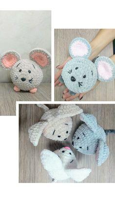 Crochet Bunny, Crochet Animals, Crochet Toys, Knit Crochet, Kids Rugs, Symbols, Dolls, Knitting, My Love