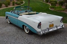 1956 Chevy Bel Air Convertible My first car Chevrolet Bel Air, 1956 Chevy Bel Air, My Dream Car, Dream Cars, Bel Air Car, Convertible, Impala, Vintage Cars, Cool Cars