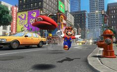 So, Super Mario Odyssey MIGHT make us pull the trigger on Nintendo Switch