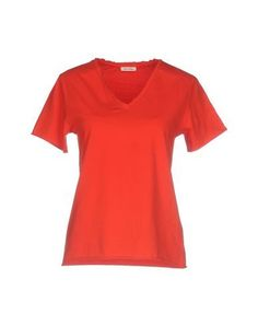 AMERICAN VINTAGE Women's T-shirt Red S INT