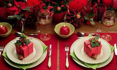 Natal: confira diversos tipos de mesa para inspirar a decoração da sua ceia - Casa - MdeMulher - Ed. Abril