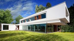 White Lodge, Surrey  http://youtu.be/DO9g2TcVbJA  #architecture