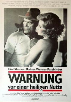 140. Beware of a Holy Whore by R.W. Fassbinder