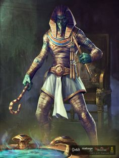 Osiris lv11 by Concept-Art-House.deviantart.com on @deviantART