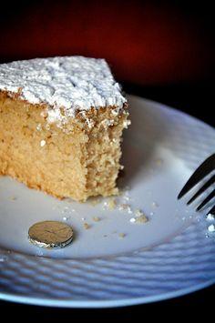Vasilopita -- Greek New Years Bread