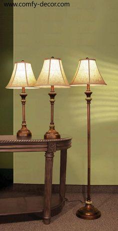 Floor Lamps, Standing Lamps: CS162