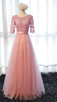 Modern Rental Of Long Night Dresses In Formal Dress Sleeves on Luulla Next Dresses, Cute Prom Dresses, Party Wear Dresses, Bridesmaid Dresses, Dresses For Work, Stylish Dresses, Elegant Dresses, Beautiful Dresses, Fashion Dresses