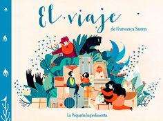 'El viaje', un cuento para explicar a los niños la crisis de los refugiados - Viñetas y bocadillos