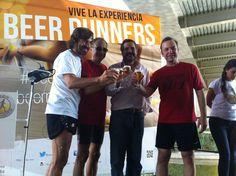 Beer Runners en Madrid - 6 de octubre de 2012 vía @Cervecear | Beer Runners España - Si te gusta el deporte y la cerveza este es tu sitio