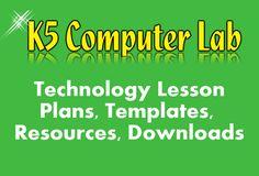 Technology Lesson Plans, Resources, Downloads, Poem Generators, More
