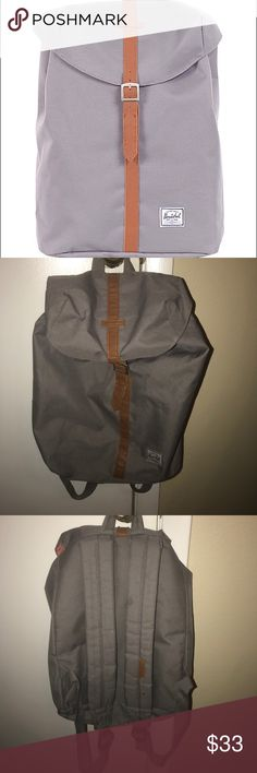 🎒 GRAY BACKPACK 🎒 It has a couple of pencil marks inside amd outside, you can see them in the picture. Inside the backpack 🎒 it only has a sleeve for your laptop. I know that the picture looks way darker than the 1st photo, but trust me its not that dark 😹, its just the lighting in my house.                                                                                          ✔️HAPPILY TO NEGOTIATE PRICE💲💸😊.                                                         ✔️I TAKE 1-2 DAYS…