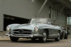 Mercedes-Benz 300 SL Roadster ★。☆。JpM ENTERTAINMENT ☆。★。