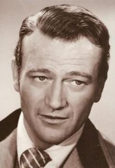 JOHN WAYNE     This pic reminds me of Grandpa when he was young.