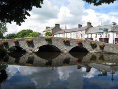 Bridge Street - Westport, County Mayo, Ireland