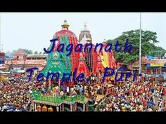 The Shree Jagannath Temple of Puri is an important Hindu temple dedicated to Lord Jagannath, a form of lord Maha Vishnu , located on the eastern coast of India, at Puri in the state of Odisha. Lord Jagannath, Mangalore, Hindu Temple, Taj Mahal, Coast, Travel, Viajes, Trips, Traveling