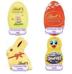 Slimming World Syns, Easter Treats, Ww Recipes, Eggs, Mini, Desserts, Chart, Instagram, Food