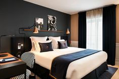 Hotel Square Louvois | Hotel **** Paris, Opéra | OFFICIAL WEBSITE