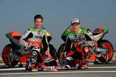 Aprilia, com'è la nuova RS-GP 2016