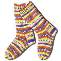 Simple Socks for Kids